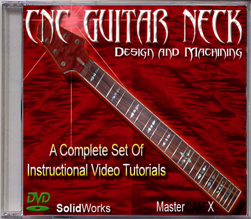 I Believe That Have Created A Very Comprehensive And Detailed Video Set On The Design Machining Of Guitar Necks